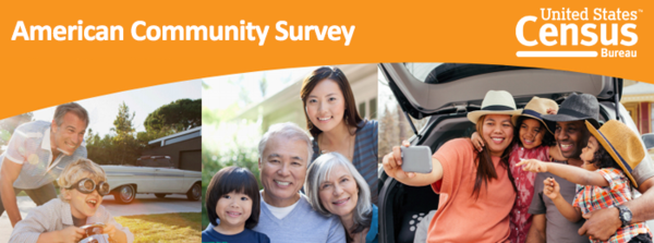American Community Survey from the U.S. Census Bureau