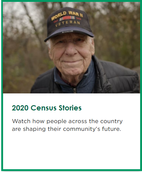 2020 In Focus: 2020 Census Stories
