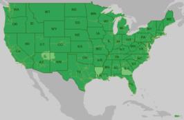 Non-Response Follow Up Map: September 30, 2020