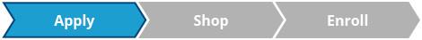 Apply shop enroll (Apply) hcgov tracker