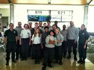 AmeriCorps NCCC members respond to Hurricane Sandy via Southwest Airlines