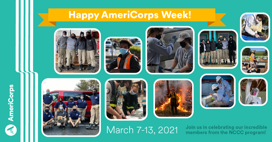 AmeriCorps Week graphic