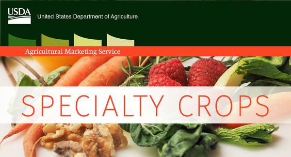 Specialty Crops header