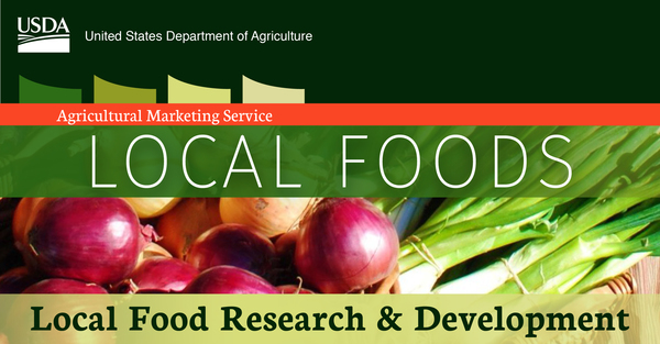 Local Food Research and Development header
