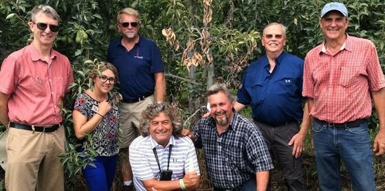 Organic Tree Fruit Farm Tours