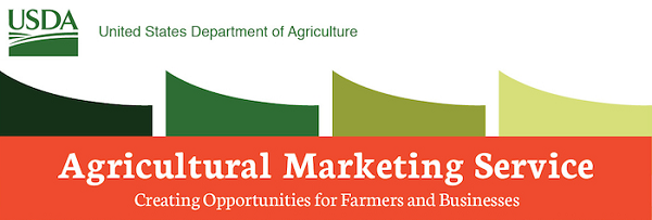 Agricultural Marketing Service header