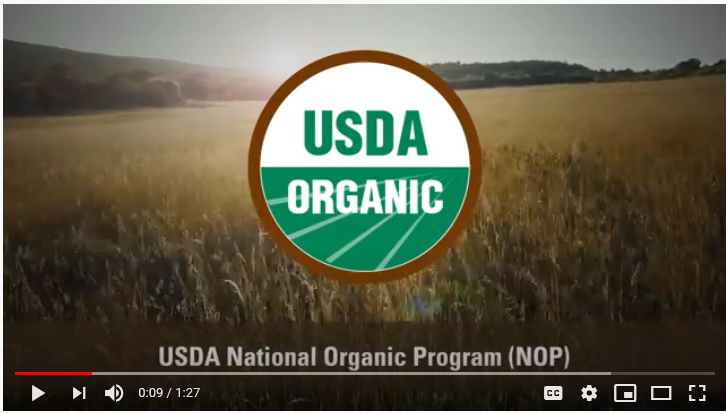 Organic Integrity Learning Center Video