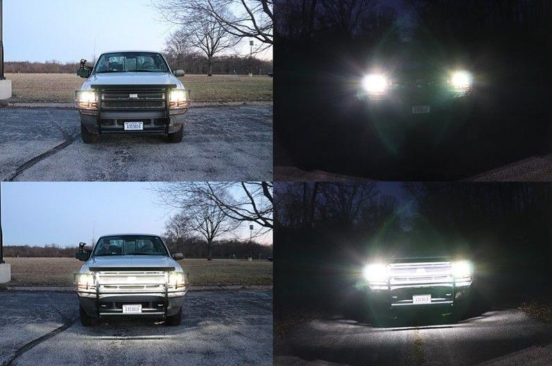 deer lighting system for vehicles