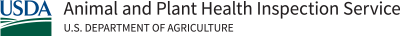 United States Department of Agriculture Animal and Plant Health Inspection Service