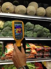 Food safety detection method