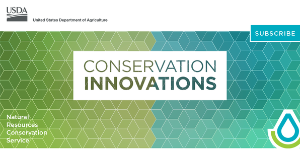 USDA Conservation Innovations from the NRCS