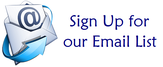 sign up for mailing list icon