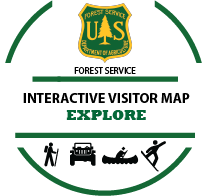 USDA Forest Service  Interactive Map