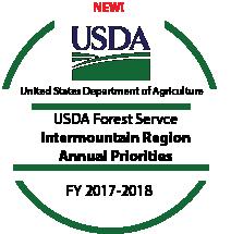 USDA Forest Service Intermountain Region Annual Priorities