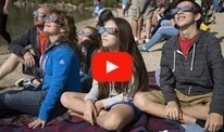 Solar Eclipse YouTube Video on the Sawtooth National Forest