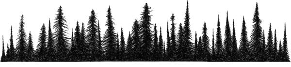 Tree border image