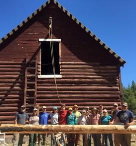 Warren Barn Restoration