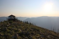 Butts Creek Point Fire Lookout