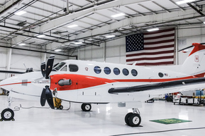 New leadplane for Region 4