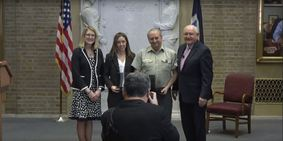 Secretary of Agriculture Award Received for Good Neighbor Authority Projects