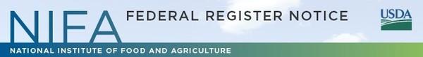 Federal Register Notice Banner