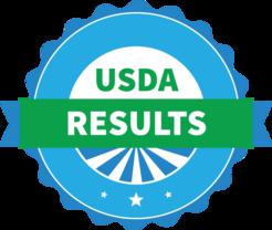 USDA Results