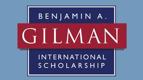 Benjamin A. Gilman International Scholarship logo