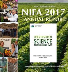 NIFA Annual Report image