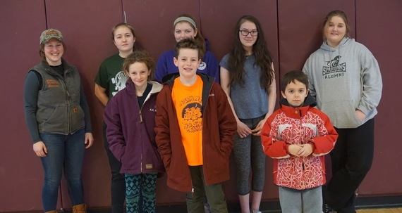 Vermont 4-H Sheep Quiz Bowl and Skill-A-Thon