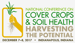 Cover Crops and Soil Health conference logo