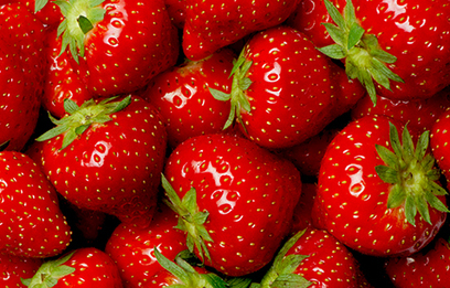 Strawberries image from USDA