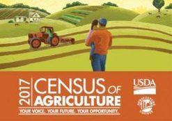 2017 Census of Agriculture graphic