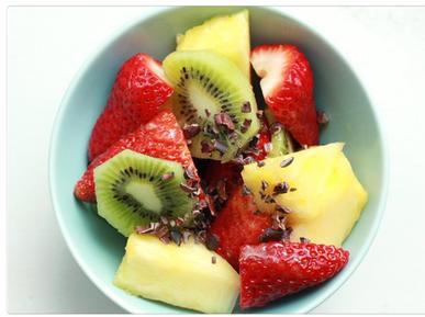 Fresh Bowl of Fruit
