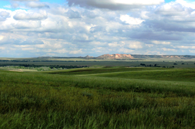 Thunder Basin National Grasslands USDA image