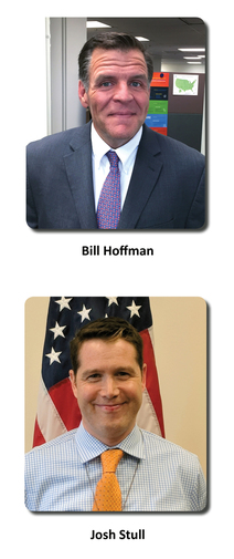 Bill Hoffman and Josh Stull
