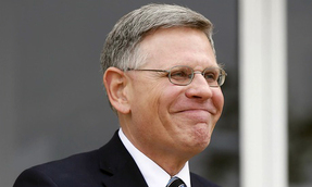 Kelvin Droegemeier is a meteorologist at the University of Oklahoma. Sue Ogrocki-AP