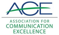 Association for Communication Excellence (ACE) graphic logo