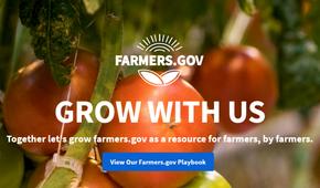 Farms.gov web cover image