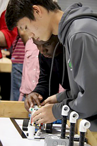 4-H students compete at Texas Tech G.E.A.R. Photo courtesy of Prairie View A&M University.