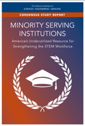 Minority-Serving Institutions America's Underutilized Resource cover image