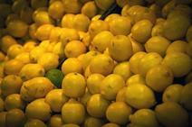 Image of lemons, USDA photo by Sergio Pina.