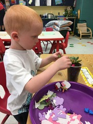 Preschoolers in Appalachia . West Virginia 4-H Program. NIFA Impacts. Photo by  WVSU Extension.