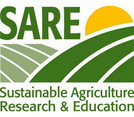 Sustainable Agriculture Research & Education graphic logo