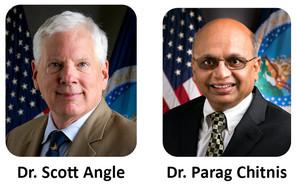 Dr. Scott Angle and Dr. Parag Chitnis photos