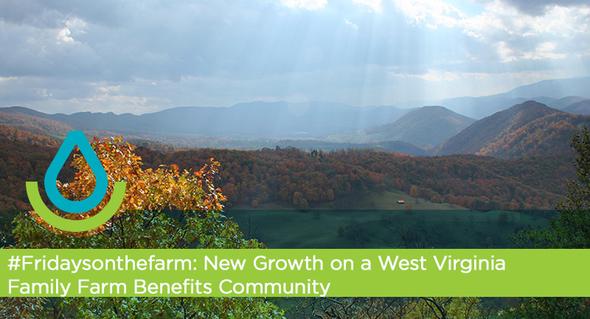 #Fridaysonthefarm: West Virginia 2