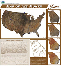 Map of the Month - June.