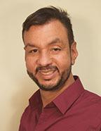 NRCS Caribbean Acting Director Juan Carlos Hernandez