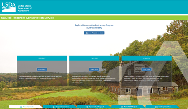 RCPP Partner Portal
