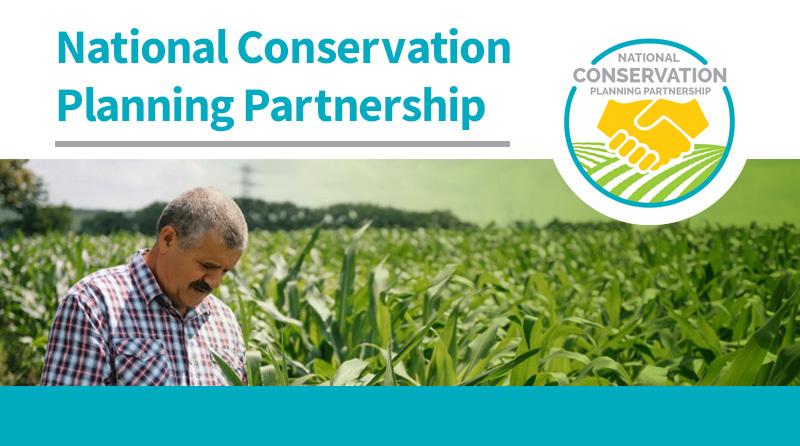 National Conservation Planning Partnership (NCPP) Header