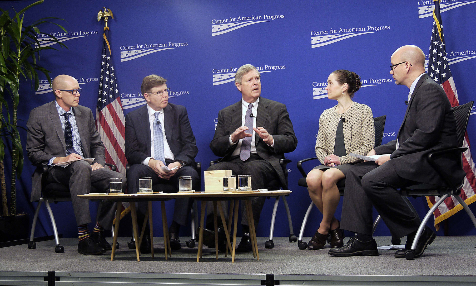 Watch Secretary Vilsack address advancements in climate-smart ag and forestry at the Center for American Progress and sit down for a panel